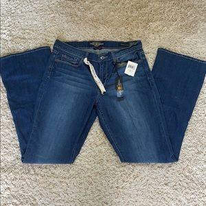 NWT Lucky Brand Sofia Bootcut Jeans sz 12/31